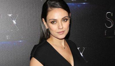 Cum arată verigheta lui Mila Kunis. A costat doar 90 de dolari!