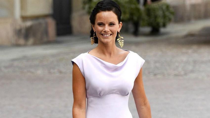 Prințesa Sofia a Suediei, inspirată de rochia de mireasă a lui Meghan Markle