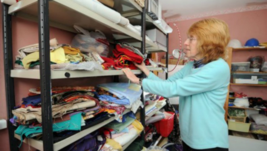 Foto: Cum trăiește cea mai economă femeie din Marea Britanie?
