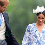 Foto: Ducii de Sussex au participat la nunta nepoatei Prințesei Diana! Ce ținute au purtat?