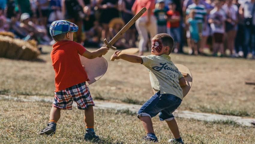 Foto: 15 lucruri pentru care merită să mergi la Festivalul Medieval 2018