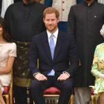 Foto: Prințul Harry și soția sa, împreună la un nou eveniment public