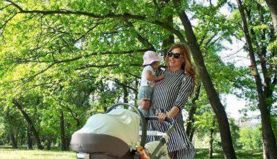 Tatiana Heghea a plecat cu familia în vacanță! Ce destinație a ales interpreta