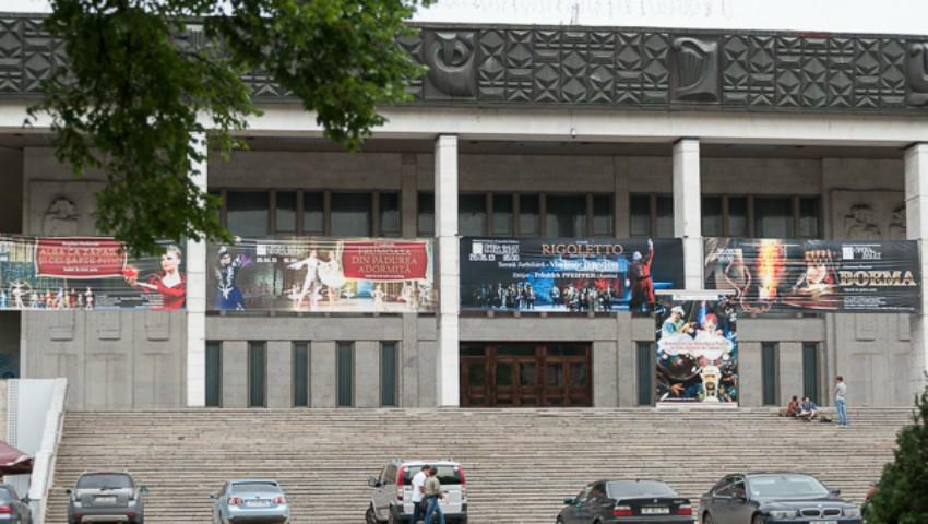 Un inginer de la Teatrul Național de Operă și Balet s-a stins pe loc după ce a căzut în fosa orchestrei
