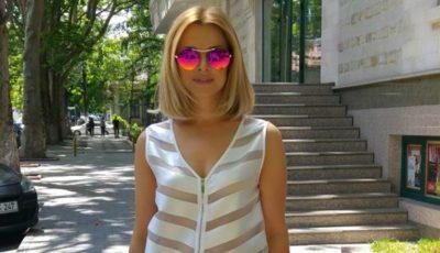 Natalia Cheptene este omagiată. Vezi cum și-a surprins prietenii de pe facebook!