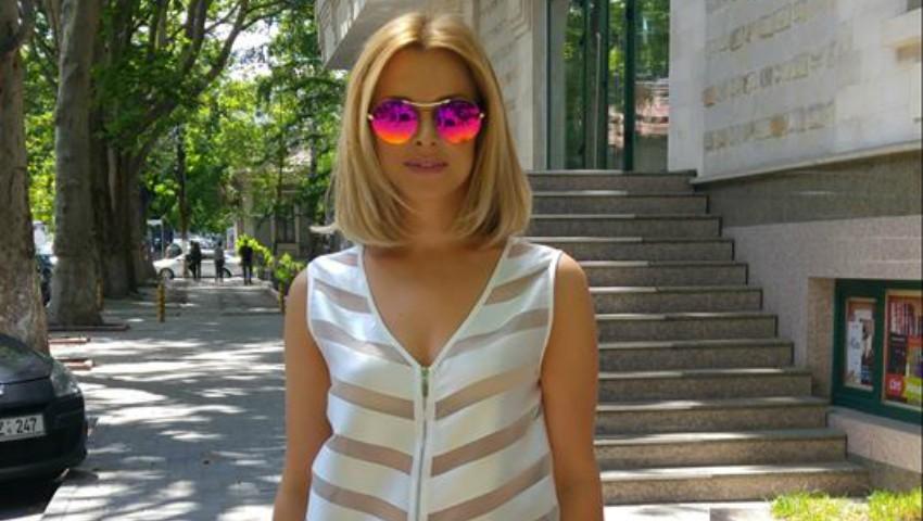 Foto: Natalia Cheptene este omagiată. Vezi cum și-a surprins prietenii de pe facebook!