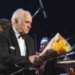 Foto: Maestrul Eugen Doga a susținut, la Viena, un concert dedicat poetului Mihai Eminescu