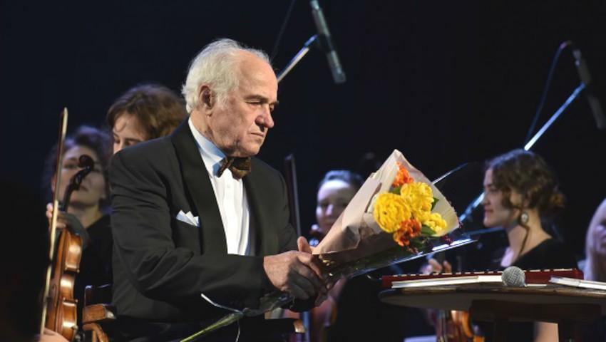 Maestrul Eugen Doga a susținut, la Viena, un concert dedicat poetului Mihai Eminescu