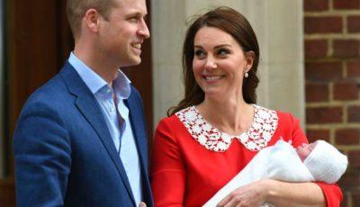 Când va avea loc botezul prințului Louis?
