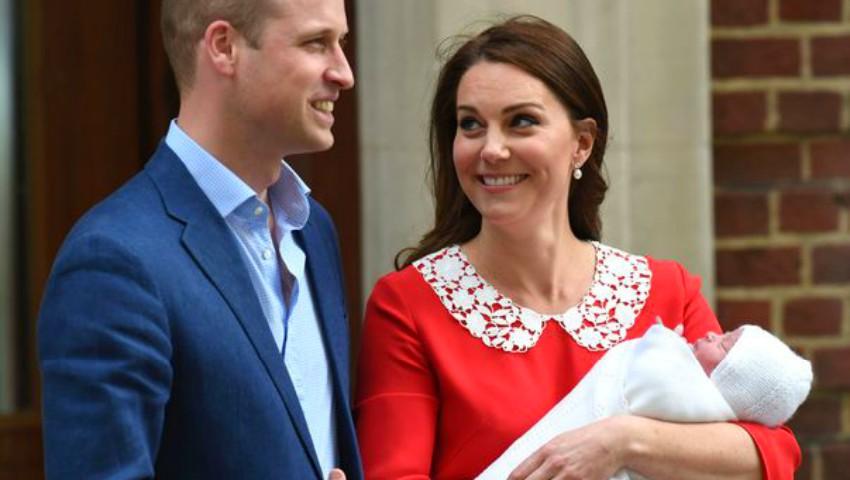 Foto: Când va avea loc botezul prințului Louis?