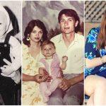 Foto: Astăzi, vedetele își amintesc de copilărie. Iată ce imagini înduioșătoare au publicat!
