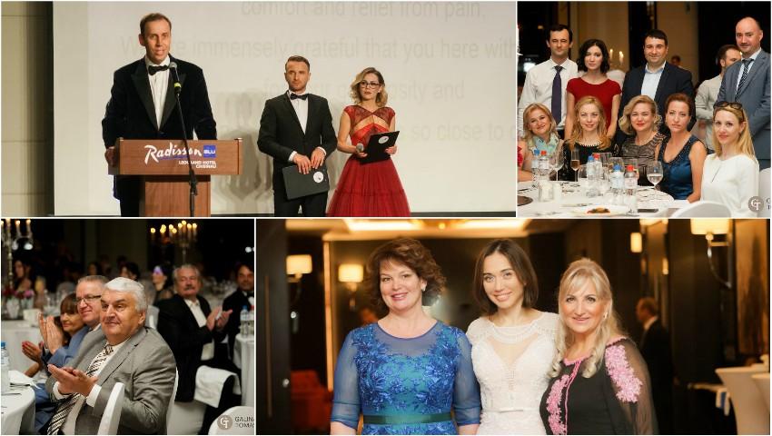 Foto: Persoane publice, diplomați și oameni de afaceri au promovat acțiunile de binefacere la Balul Anual de Caritate Hospice Angelus, ediția a IX-a!