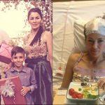 """Foto: Strigătul de ajutor al unei mame, diagnosticate cu cancer: ,,Am doar 33 de ani și vreau foarte mult să-mi cresc copiii"""""""