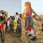 Foto: Distracție și multe emoții pozitive! Activități pentru copii la Festivalul Medieval