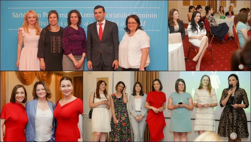 Foto: Asociația Femeilor Antreprenoare din Moldova a împlinit 5 ani de la fondare! Inovații și discursuri din cadrul evenimentului