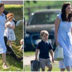 Foto: Ducesa de Cambridge și-a revenit spectaculos la doar 7 săptămâni după nașterea celui de-al treilea copil