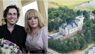 Alla Pugaciova și Maxim Galkin și-au arătat casa! Foto