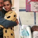 Foto: Cum o cheamă pe fiica Elenei Băsescu. Traian Băsescu a publicat prima poză