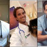 Foto: Topul celor mai sexy doctori de pe Instagram! Orice consultație devine interesantă