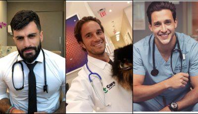 Topul celor mai sexy doctori de pe Instagram! Orice consultație devine interesantă