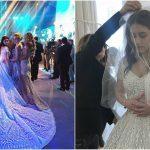 Foto: Nuntă de lux în Rusia, de 1,5 milioane de euro! Mireasa are 18 ani și este moștenitoarea unei averi fabuloase