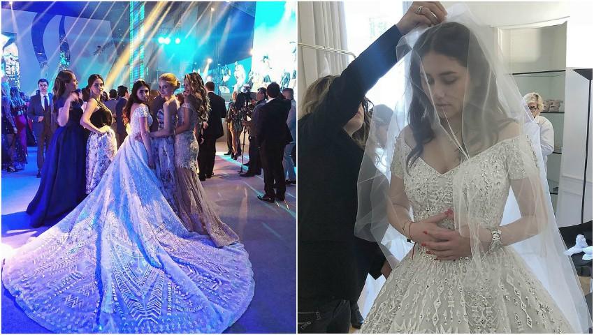 Nuntă de lux în Rusia, de 1,5 milioane de euro! Mireasa are 18 ani și este moștenitoarea unei averi fabuloase