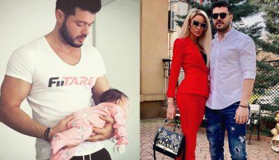 Reacția lui Victor Slav după ce mama copilului său s-a afișat cu noul iubit
