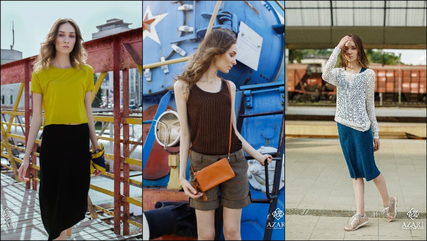 Foto: La Azart Outlet găsești paradisul reducerilor! Îmbogățește-ți garderoba cu ținute stilate de vară