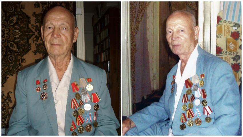 """Foto: """"Am învins în război, ca să mă dau bătut în fața cataractei?"""" O altă victorie a unui veteran de 90 de ani"""