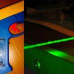 Foto: Un copil și-a distrus retina ochiului după ce s-a uitat mult timp la o jucărie cu laser