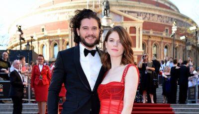 """Actorii din """"Game of Thrones"""", Kit Harington și Rose Leslie se pregătesc de nuntă! Vezi unde va avea loc evenimentul"""