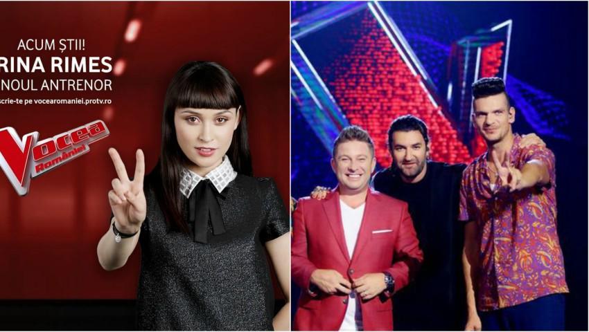 """S-a aflat cine este cel de-al patrulea antrenor la ,,Vocea României""""!"""
