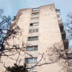 Foto: Moarte tragică! O fată s-a aruncat de la etajul opt al unui cămin din Capitală