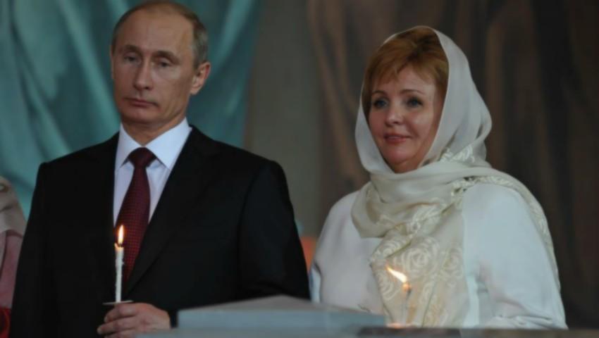 Foto: Viața după divorț. Cum o duce fosta soție a lui Vladimir Putin?