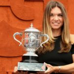 Foto: Simona Halep, la ședința foto de la Roland Garros! Ce rochie a purtat?