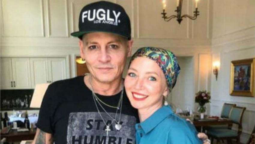 """Foto: Johnny Depp ,,s-a îmbolnăvit"""" pentru un rol. Misterul a fost dezvăluit"""