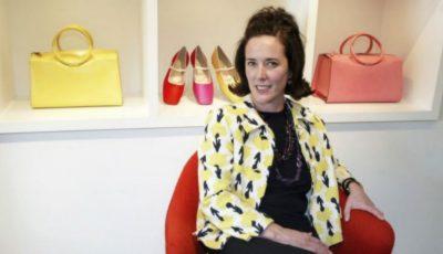 Creatoarea de modă Kate Spade a lăsat un ultim mesaj pentru fiica ei, de 13 ani