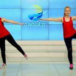 Foto: Antrenament Pilates pentru un corp suplu și bine tonifiat