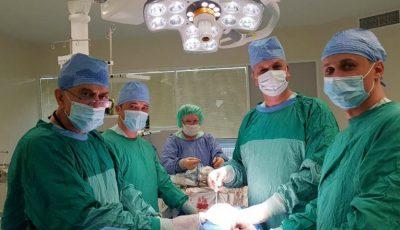 Medicii de la Spitalul Clinic Republican i-au salvat viața unui bărbat care trăia doar cu un singur rinichi