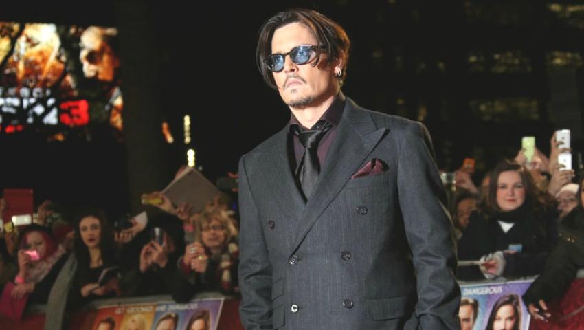 Foto: Johnny Depp a ajuns de nerecunoscut. Fanii sunt îngrijorați că ar putea fi bolnav