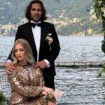 """Foto: Delia şi soţul său au fost naşi de cununie în Italia, locul unde s-a filmat """"Ocean's Twelve"""""""