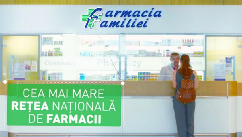 Foto: Farmacia Familiei: Suntem aici 24 din 24 de ore pentru siguranța, sănătatea și confortul tău!