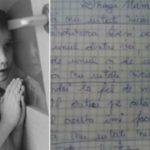 Foto: Scrisoarea emoționantă a unui copil către părinții săi divorțați