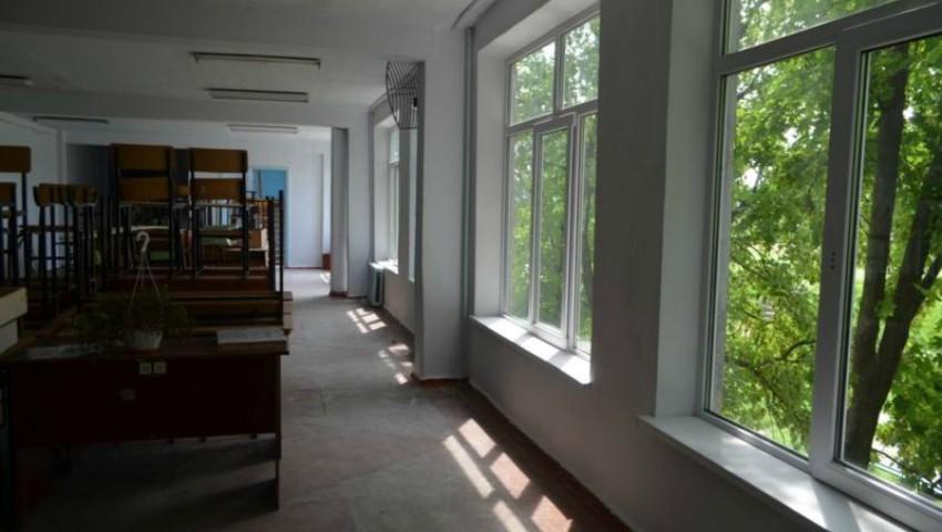 Foto: Mai multe școli din țară au fost prădate