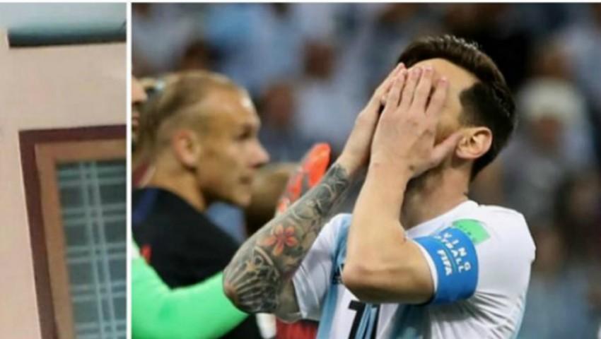Foto: Un tânăr, fan înfocat al lui Messi, s-a sinucis după ce Argentina a pierdut meciul cu Croația