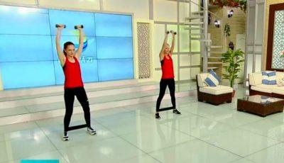 Vezi un set de exerciții eficiente pentru coapse și fese tonifiate! Video
