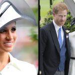 Foto: Meghan Markle și Prințul Harry au avut o apariție deosebit de elegantă la Royal Ascot