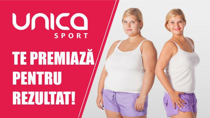 Foto: MEGA PROMOȚIE! UNICA Sport te premiază pentru REZULTAT!