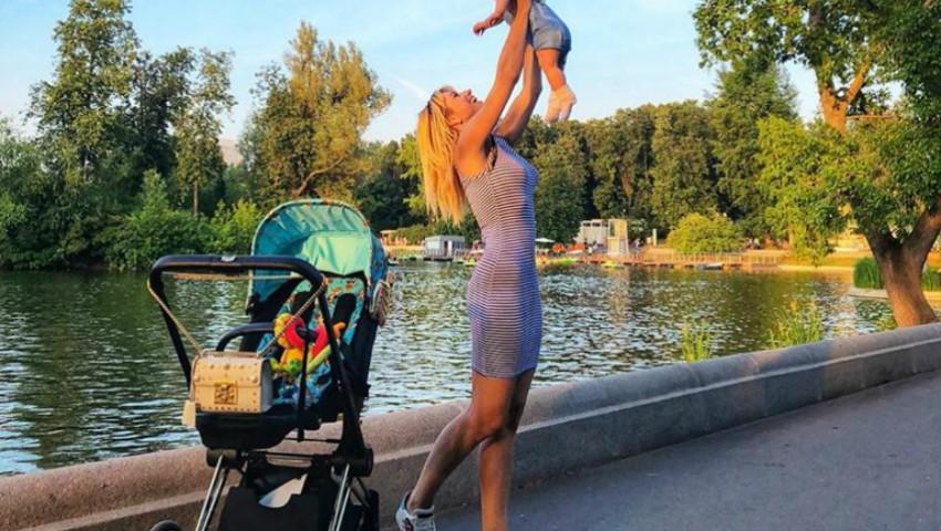 """Natalia Gordienko, despre fericire: ,,Are cei mai dulci obrăjori și cei mai sinceri ochișori"""""""