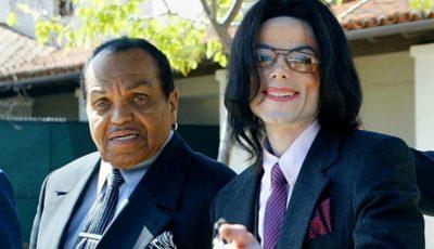 Tatăl lui Michael Jackson se află pe patul de moarte